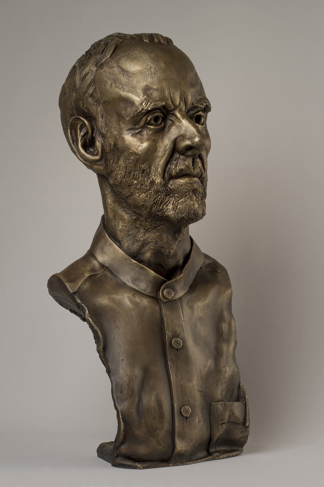 portrait sculptor