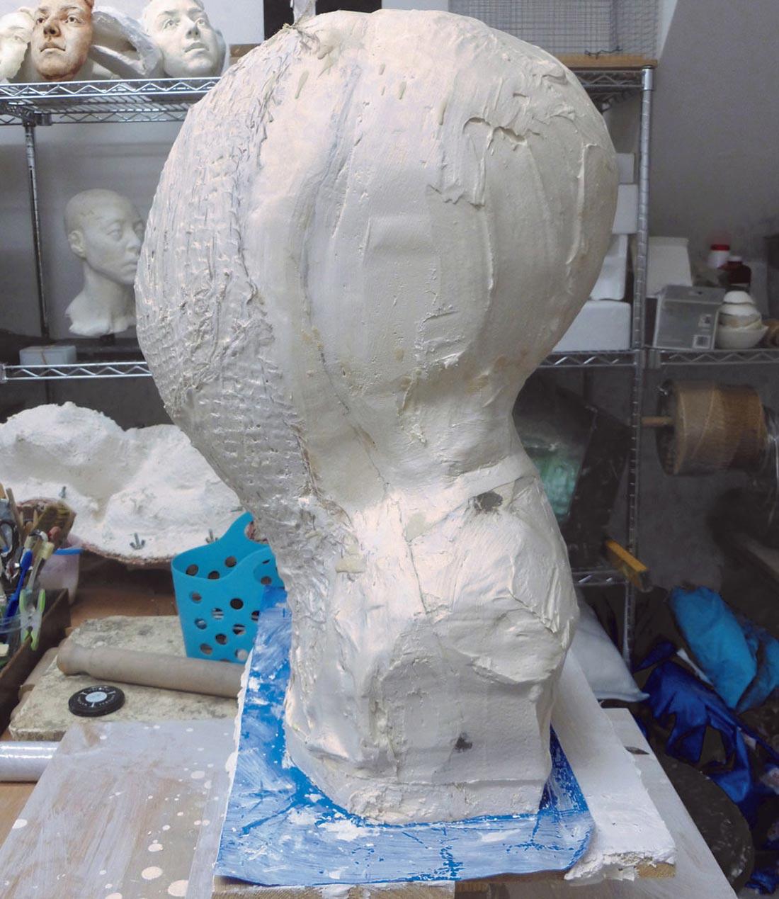 plaster mould