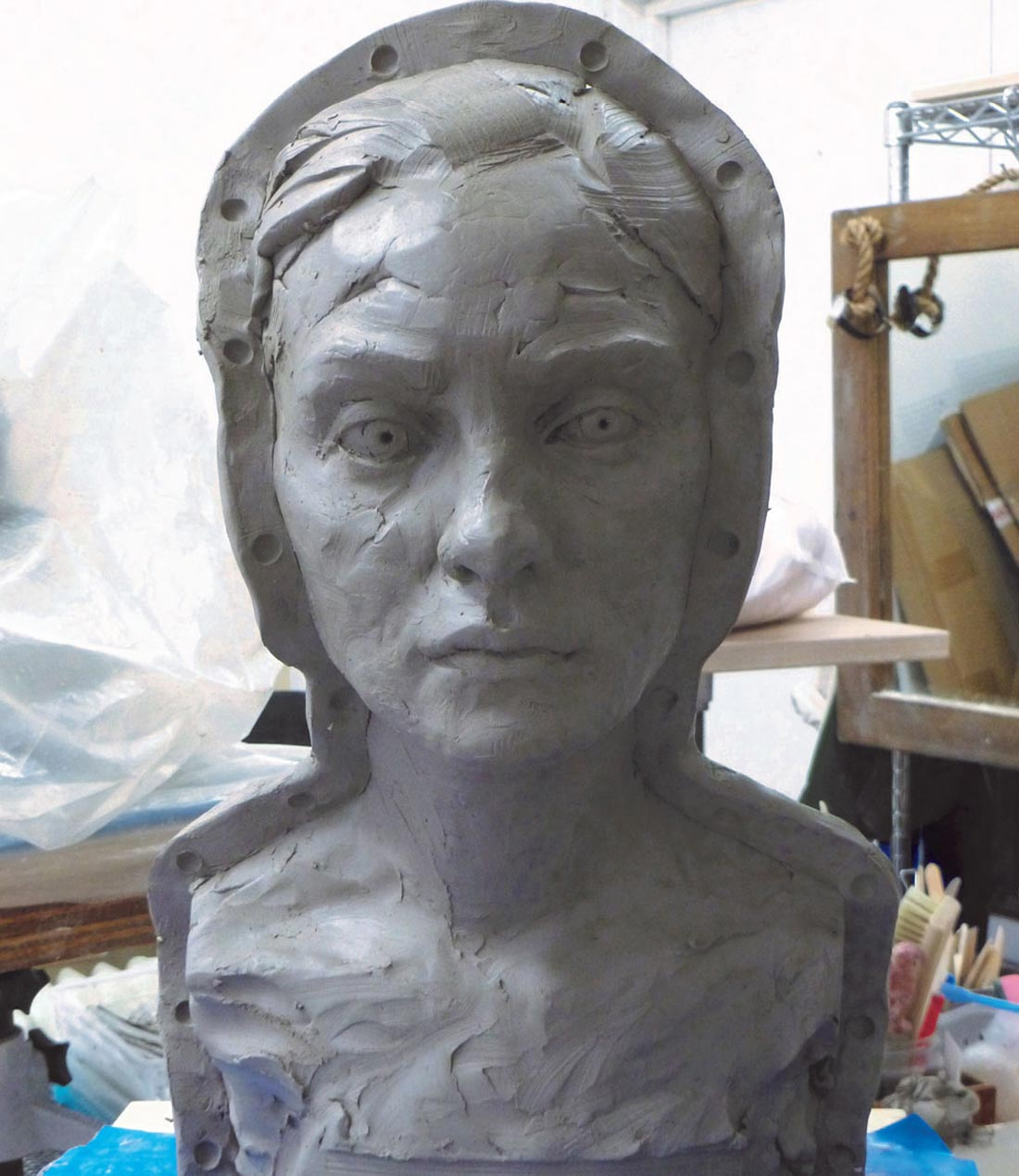 making-the-mould-theodora